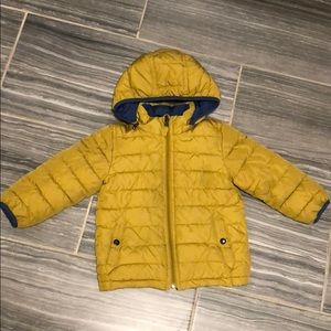 Gap toddler winter jacket size 3